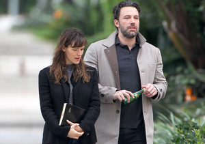 Ben Affleck and Jennifer Garner Still Living Together