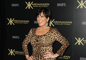 What the Face? Kris Jenner Shows Off Fat Lip After Canceling Appearance