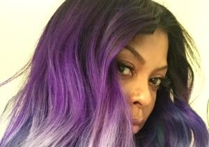 'Empire' Star Taraji P. Henson's Surprise Hair Makeover