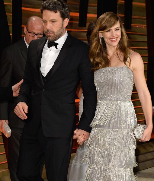 Ben Affleck & Jennifer Garner Finalize Divorce