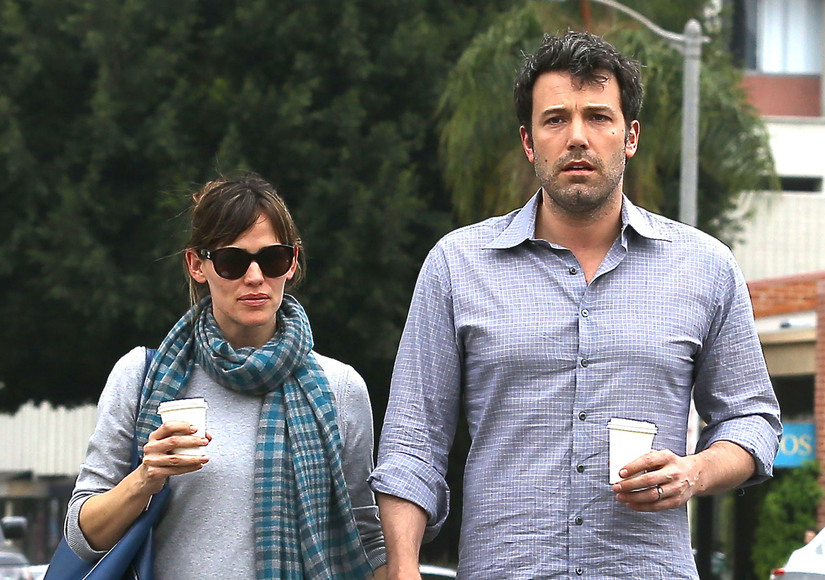 How Ben Affleck Is Coping Post-Split