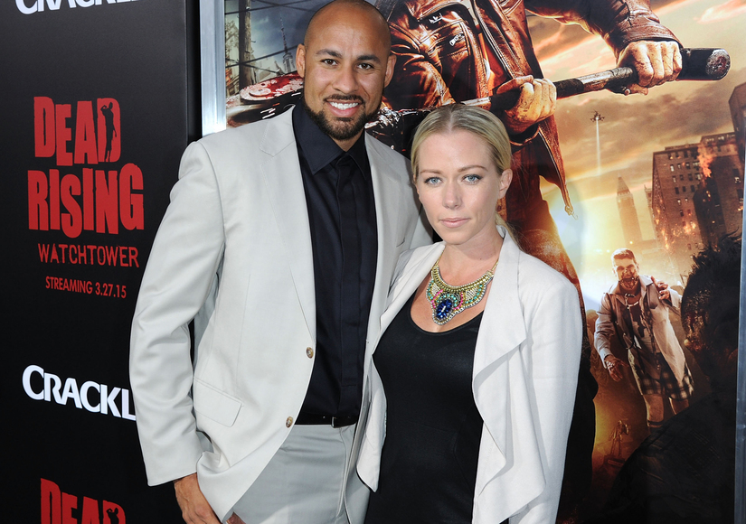 Are Kendra Wilkinson & Hank Baskett Heading for Divorce?