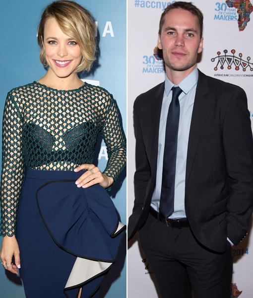 Extra Scoop: 'True Detective' Co-Stars Rachel McAdams and Taylor Kitsch…