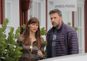 Ben Affleck and Jennifer Lopez Are Not an Item