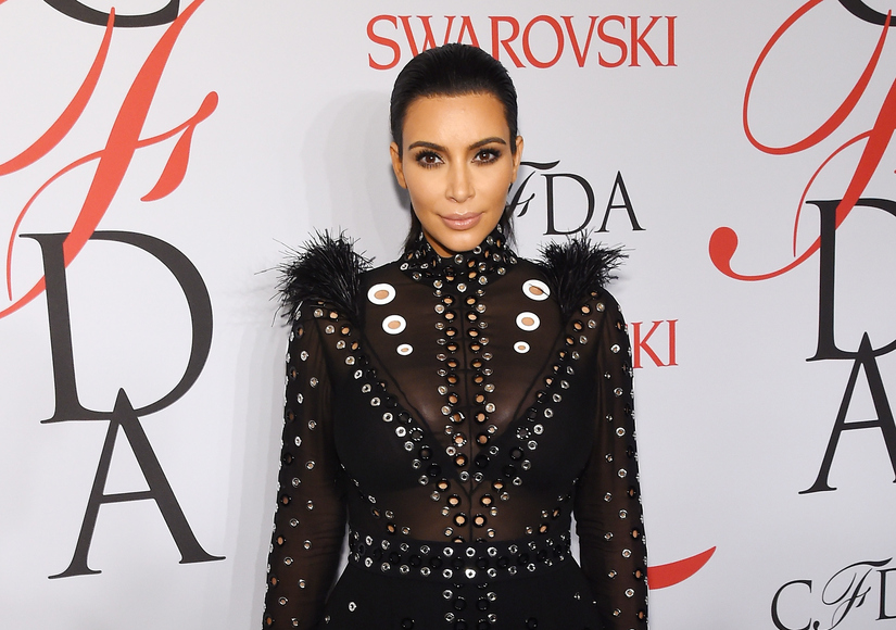 Rumor Bust! Kim Kardashian Is NOT Getting Plastic Surgery While Pregnant