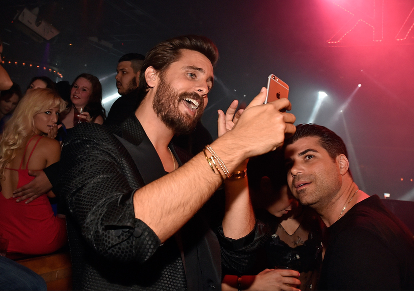 Is Scott Disick Off the Wagon?