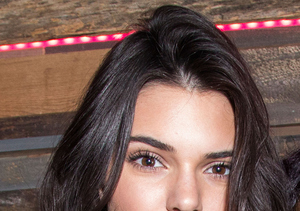 Kendall Jenner (Barely) Covers up In New Pic!