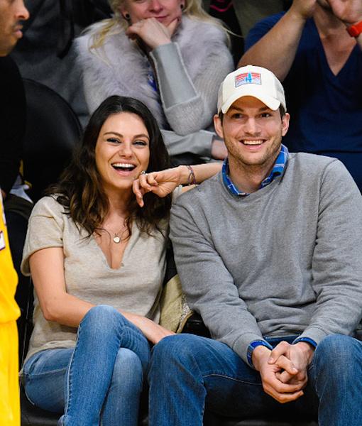 Ashton Kutcher and Mila Kunis Got Married!