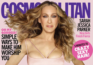 Sarah Jessica Parker Clears Up 'Sex and the City 3' Instagram Rumors