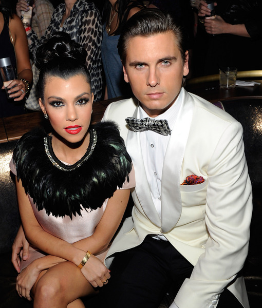 Kourtney Kardashian Breaks Down Over Scott Disick's Cheating Scandal