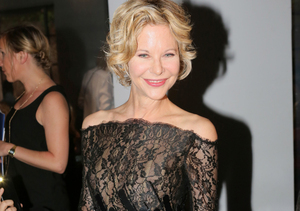 Lovely in Lace! Meg Ryan Is Looking Haute in Couture