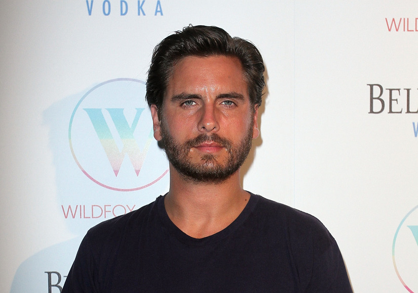 Scott Disick Enters Rehab for Drug & Alcohol Struggles