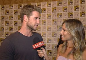 Comic-Con 2015! 'Hunger Games: Mockingjay Part 2' Stars Liam Hemsworth &…
