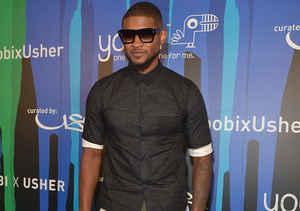 Usher Explains Why He Wore a Juneteenth Shirt on July 4