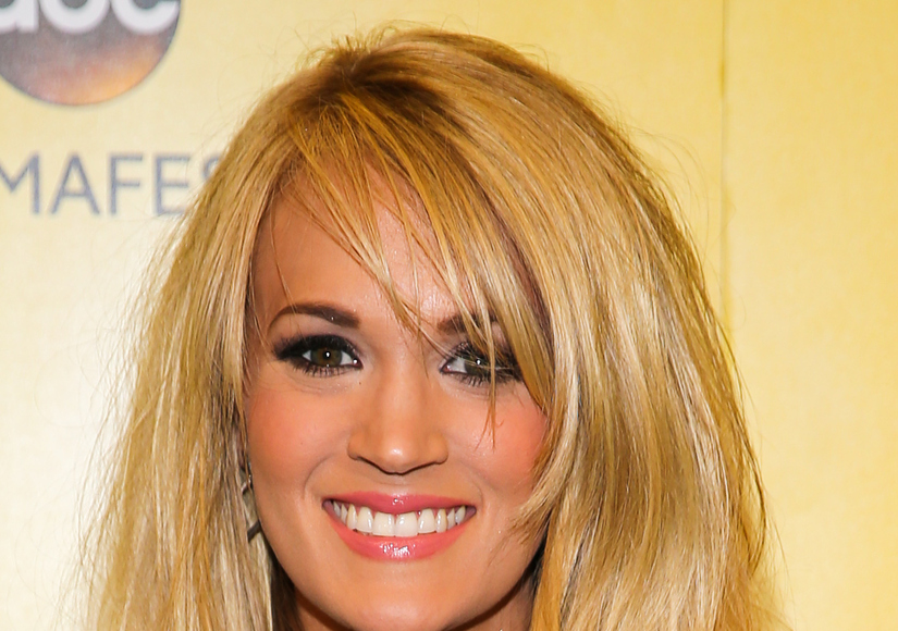 Carrie Underwood's Dog Locked Her Baby in the Car!