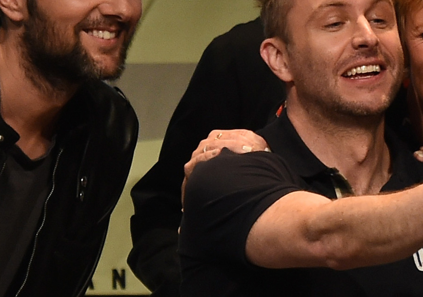 PIC!: Chris Hardwick Takes Ultimate Superhero Selfie