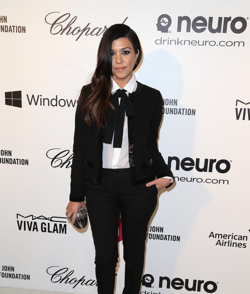 Kourtney Kardashian's Breakup Go-Tos: Cupcakes, the Bible, and Fitness