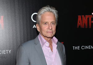 Michael Douglas Opens Up About His Mom