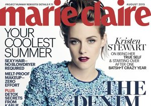 Kristen Stewart on Changing Her Hair... and Her Life