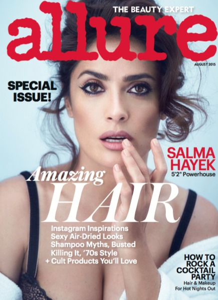 Salma Hayek: 'I Don't Think I Want to Work Anymore'