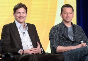 Jon Cryer Dishes on Ashton Kutcher and Mila Kunis' Wedding