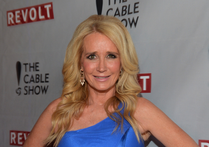Kim Richards Checks Out of Rehab Following 30 Day Stay