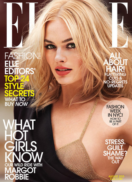 Actress Margot Robbie Talks About Her Boyfriend… and Rat!
