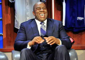 Magic Johnson Is Possible 'Celebrity Apprentice' Host?