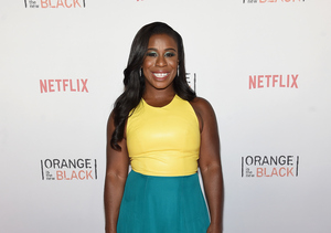 Emmys: Uzo Aduba Reacts to Supporting Actress Nom for 'OITNB'