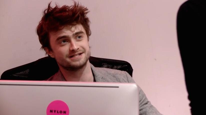 Daniel Radcliffe: Worst Receptionist Ever