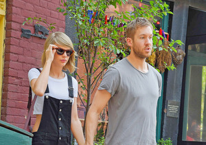 Are Taylor Swift & Calvin Harris Getting Engaged?