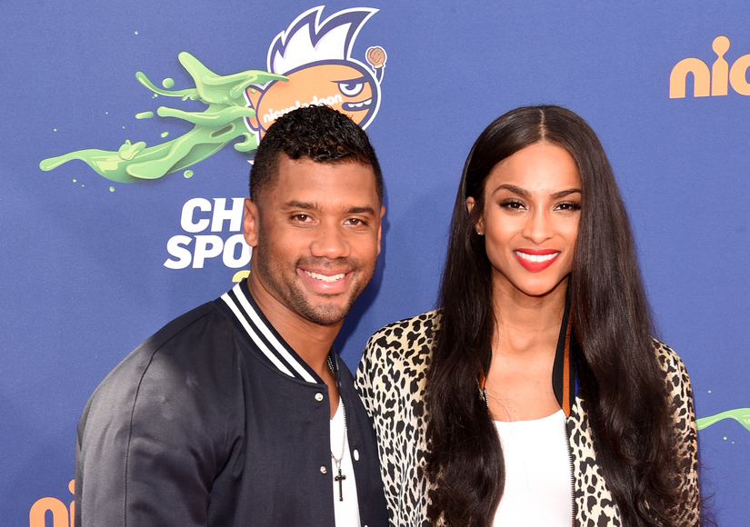 Russell Wilson Professes Undying Love for GF Ciara