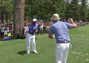 Dance Like Nobody's Golfing