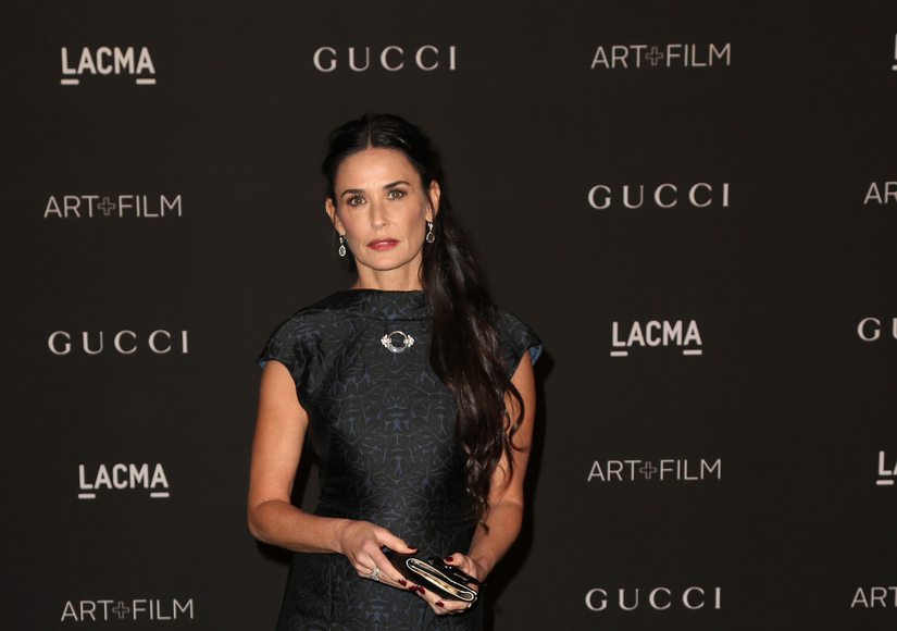 Demi Moore 'In Shock' After Young Man Dies in Her Pool