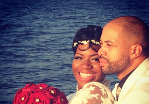 Fantasia Barrino Marries Kendall Taylor — See the Wedding Pics!