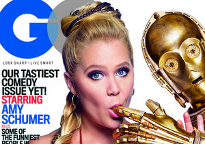 Amy Schumer Talks Equal Treatment in Entertainment and Why Fame Won't Last