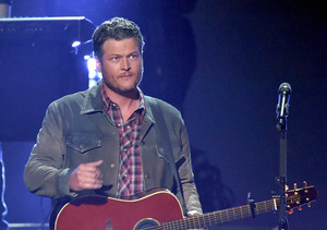 Blake Shelton Breaks Social Media Silence