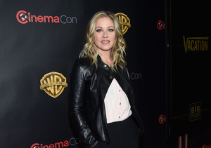 Christina Applegate Keeps Her Mind Off Cancer and Focuses on Daughter