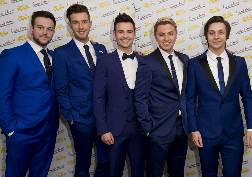 Watch This! Simon Cowell Favorites Collabro Sing A Cappella Version of 'A…