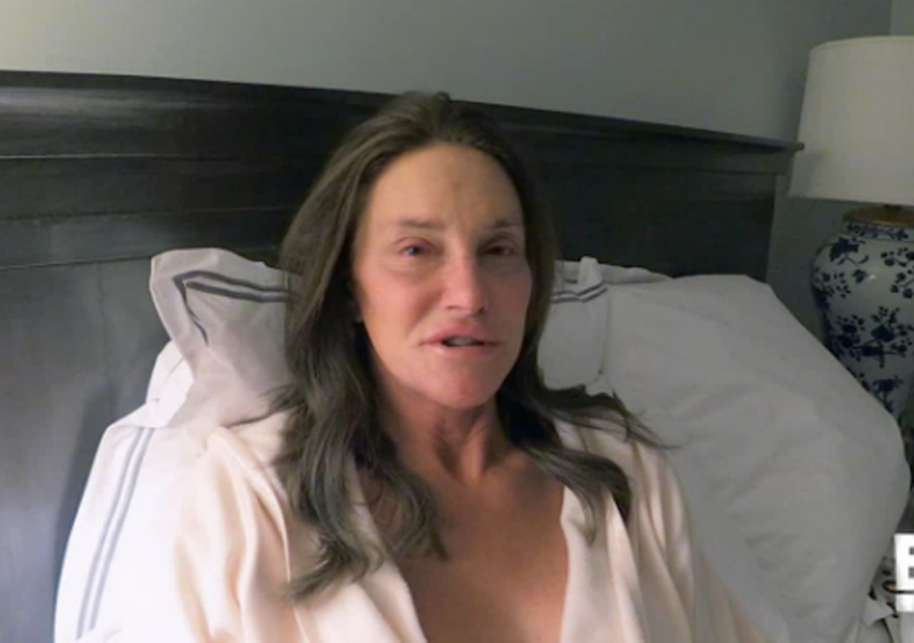 Caitlyn Jenner Stays Awake Thinking About Transgender Issues