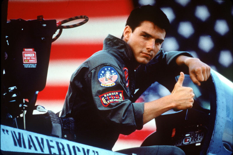 Will Tom Cruise Reprise Maverick Role in 'Top Gun 2'?