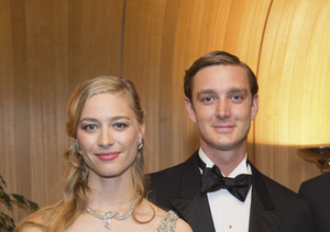 Pierre Casiraghi of Monaco Weds