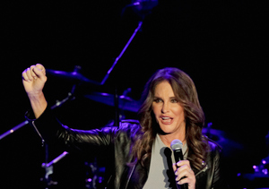 Caitlyn Introduces Boy George