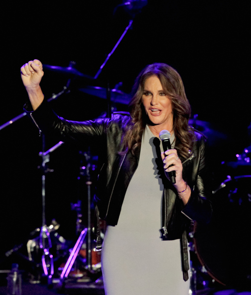 Caitlyn Jenner Cheered at Culture Club Concert