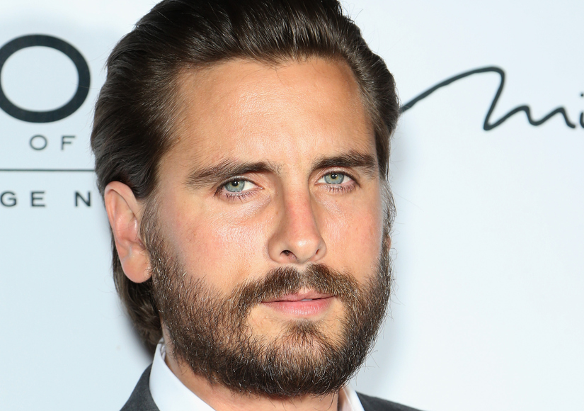 Scott Disick Speaks: 'I Need to Be Positive for Myself'