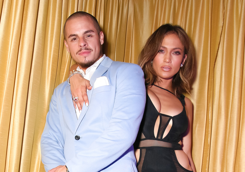 Sheer Perfection: J.Lo Turns 46 in Sexy Style, with Casper at Her Side!