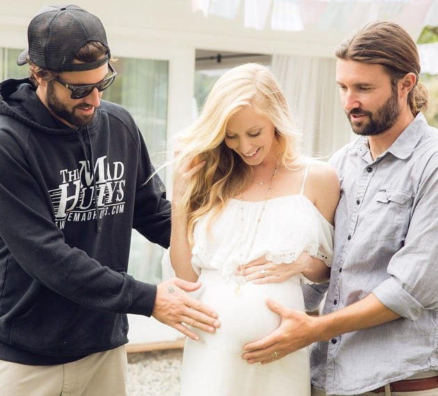Brandon and Leah Jenner Welcome a Baby Girl!