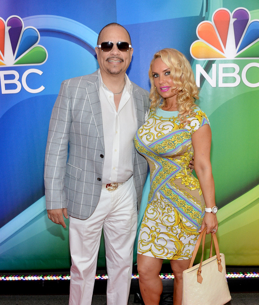 Ice T and Coco Expecting First Child