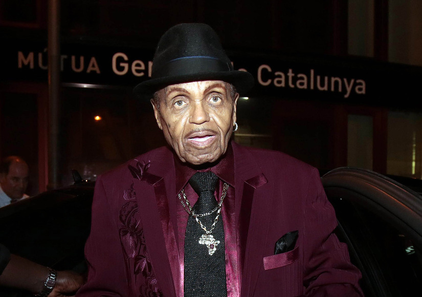 Report: Joe Jackson Diagnosed with Terminal Cancer
