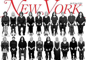 35 of Bill Cosby's Alleged Victims Take Spotlight on Cover of 'New York' Mag